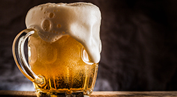 Dispersion of Beer Foam Head Retaining Agents - ZH