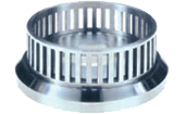 In-Line Slotted Disintegrating Head - ZH